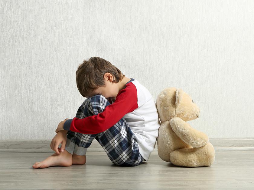 Ребенок — банкрот