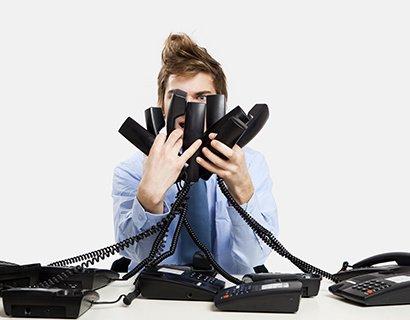«Ъ» проинформировал о всплеске мошеннических звонков клиентам банков сподменных номеров