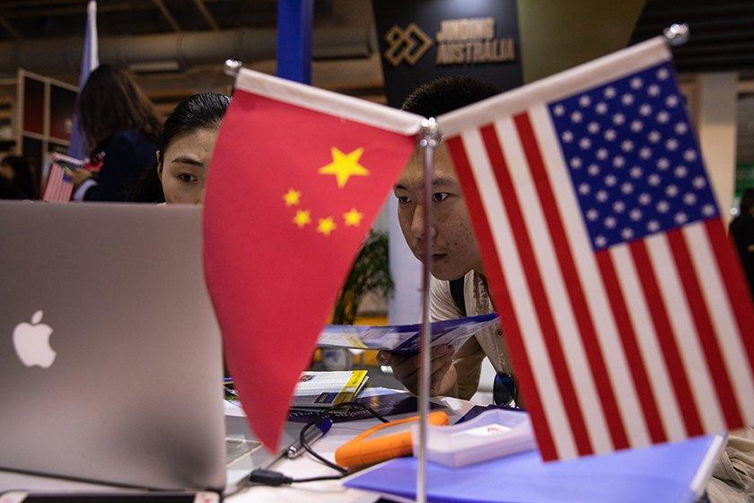 КНР  ответил США торговыми пошлинами