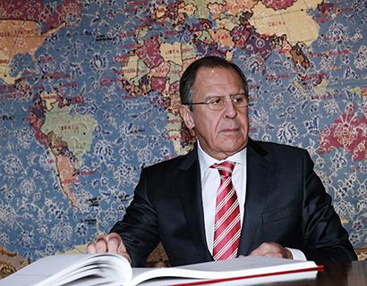 Сергей Лавров: санкционная война между Россией и Западом может длиться десятилетия | Банки.ру