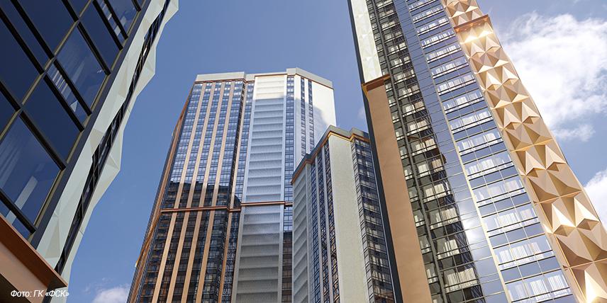 Сбербанк профинансирует строительство ЖК «Архитектор» в Москве на 15,1 млрд рублей