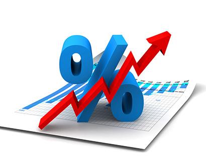 Максимальная ставка топ10 банков РФ по вкладам в рублях повысилась до 10,8