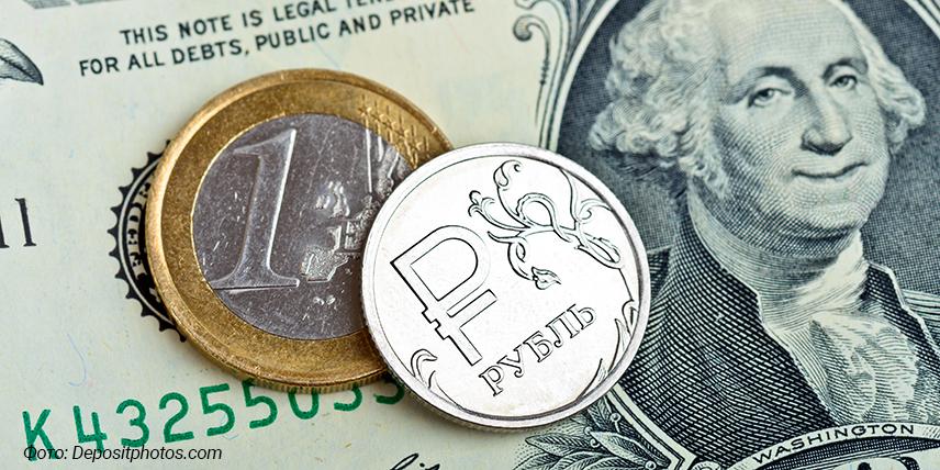 ЦБ оценил майское укрепление рубля