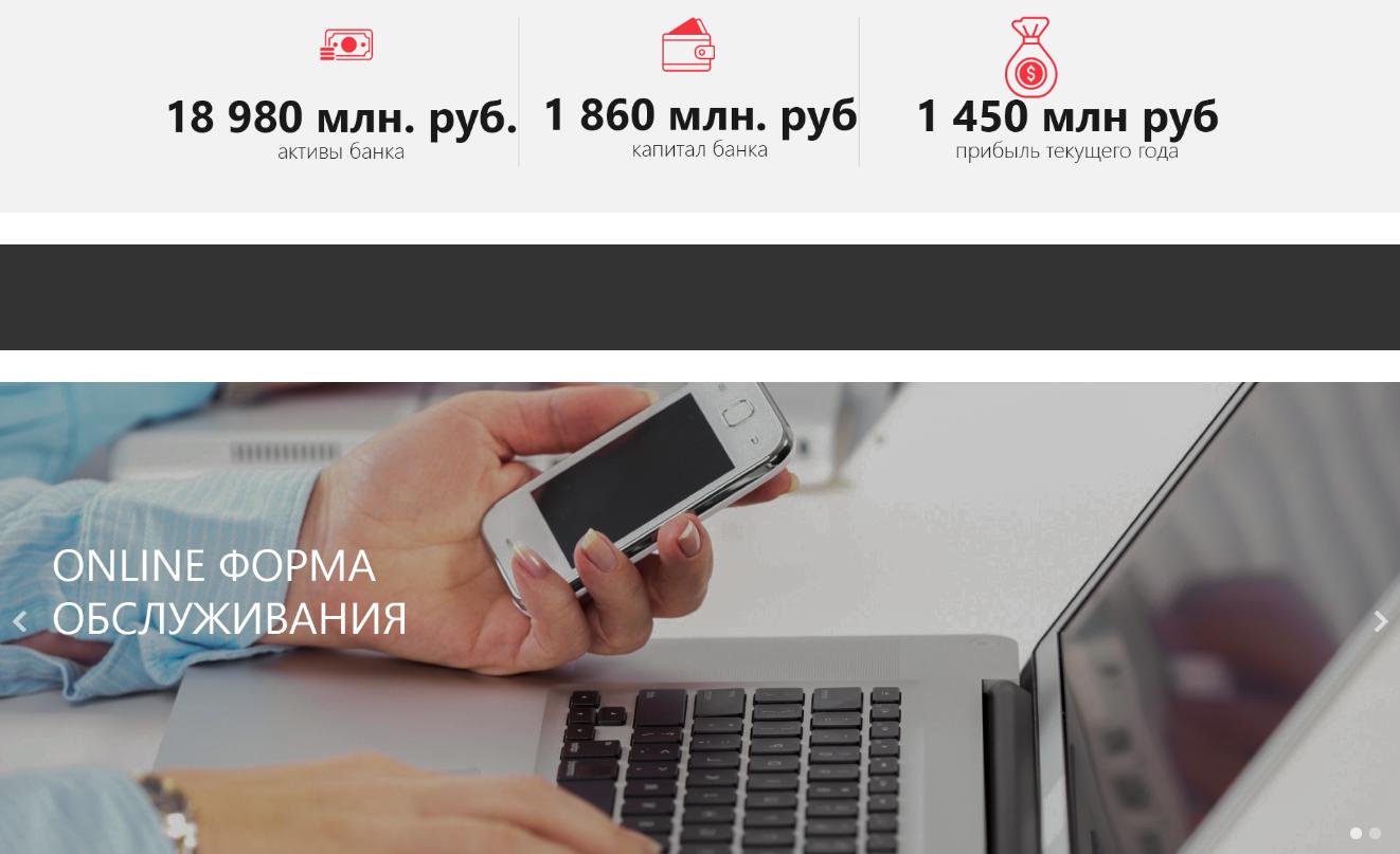 Кредитный банк россии официальный сайт