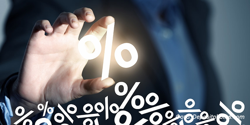 НКР: ставки по кредитам и вкладам оттолкнутся от дна